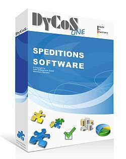 Günstige Speditionssoftware | DyCoS one hat alles