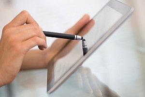 Ein Tablet ist praktisch bei allen Gelegenheiten