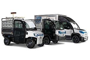 Nutzfahrzeug als Elektro-Mobil