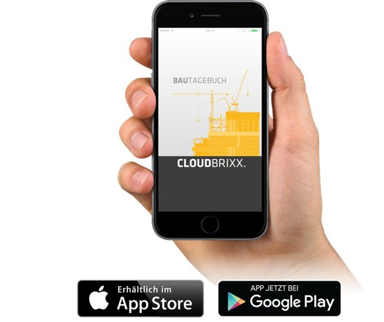 Bautagebuch | Schnelle Datenerfassung per App