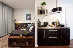 BelForm | Vollmöblierte Mikro-Apartments