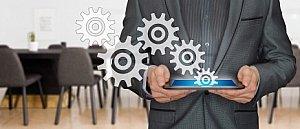 Ohne ein individuell konzipiertes Prozessmanagementsystem ist ein hohes Niveau an Leistungs- und Wettbewerbsfähigkeit nicht zu halten.