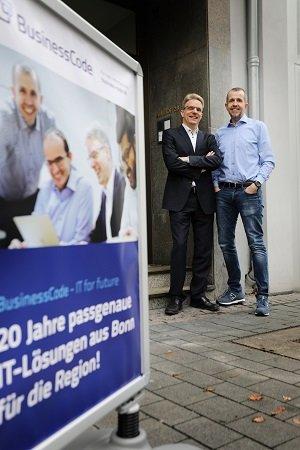 Die BusinessCode GmbH entwickelt individuelle IT-Lösungen für Unternehmen