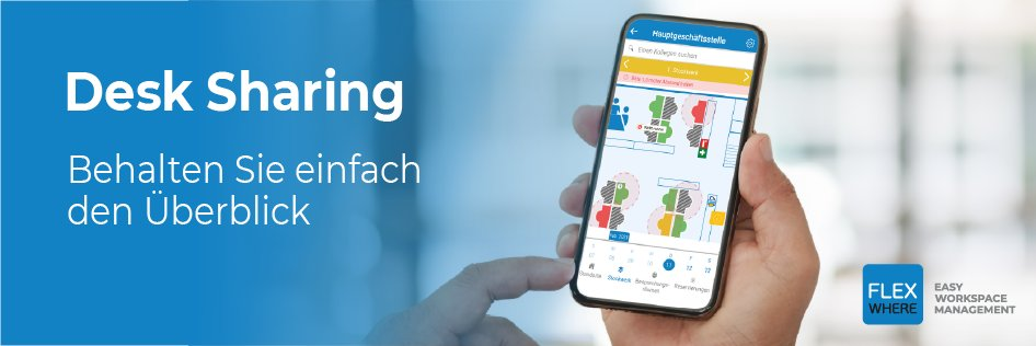 Buchungssystem für Arbeitsplätze und Besprechungsräume © Dutchview information technology GmbH