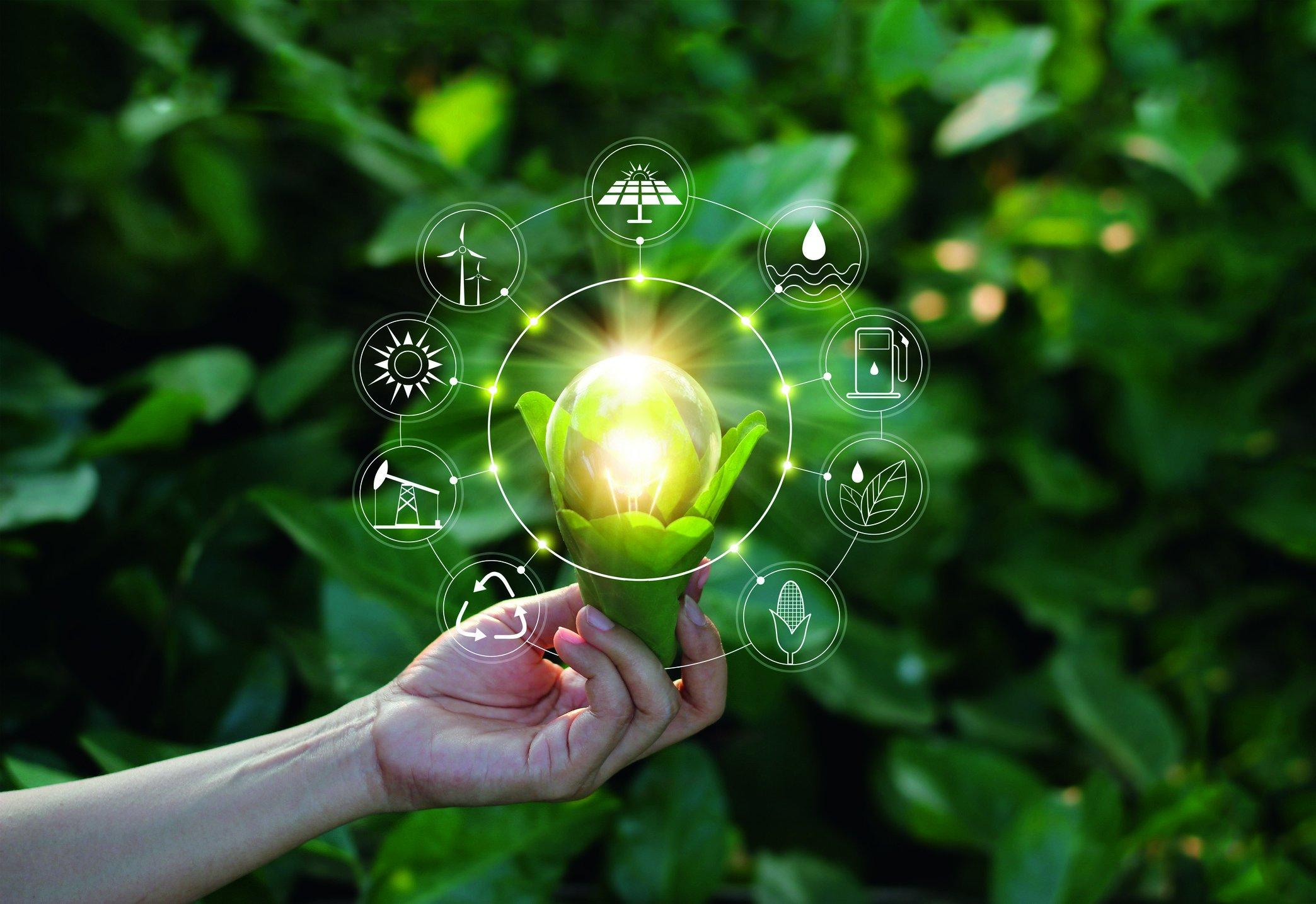 Rohdaten, die durch Millionen von Sensoren erfasst werden, bilden die Grundlage für Energieeffizienz // EnOcean GmbH