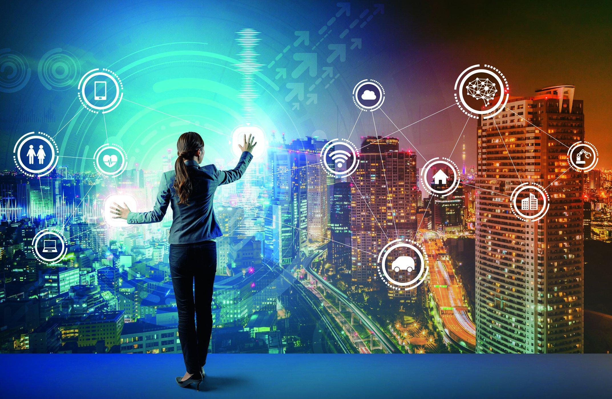 Energieautarke IoT-Sensoren