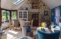 Ferienhäuser in der Bretagne im Landhausstil