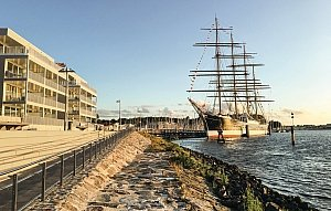 Ferienwohnung an der Ostsee mieten