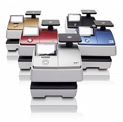 Für jeden Geschmack die passende Farbe: Das PostBase-Frankiersystem von Francotyp-Postalia