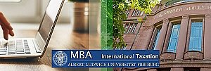 International Taxation berufsbegleitend Studium | Steuerberater