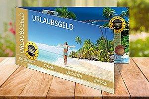 Reisegutscheine Travelcheck | Geringer Mindestbuchungswert