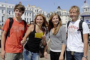 Schülersprachreisen nach England