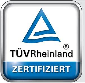 TÜV-zertifizierter Gutachter