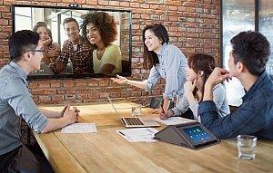Videokonferenzsystem nutzen