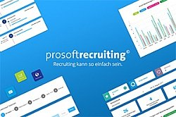 Bewerbermanagement Software - Recruiting kann so einfach sein