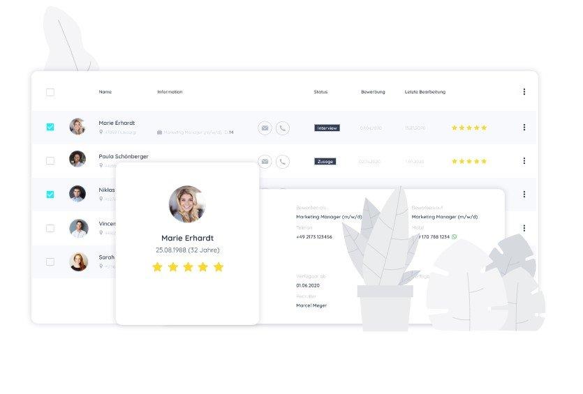 Recruiting-Software: Wie Unternehmen und Bewerber von Cloud-Lösungen profitieren