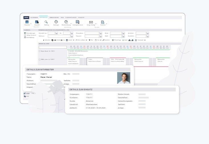 Software für Zeitarbeit: So nutzen Personaler und Zeitarbeitsfirmen die Vorteile der digitalen Prozessoptimierung