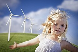 Einfach sinnvoll: Saubere Rendite mit Windkraft