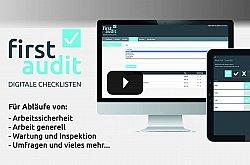 Mit der Audit App zu einem effektiven Workflow im Unternehmen
