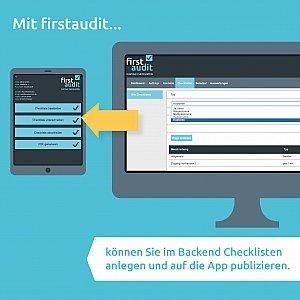 Audit App | für Android und iOS