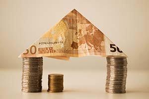 Passives Einkommen aus Immobilienanteilen