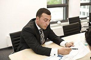 Murat Ulusoy als Marketingstratege