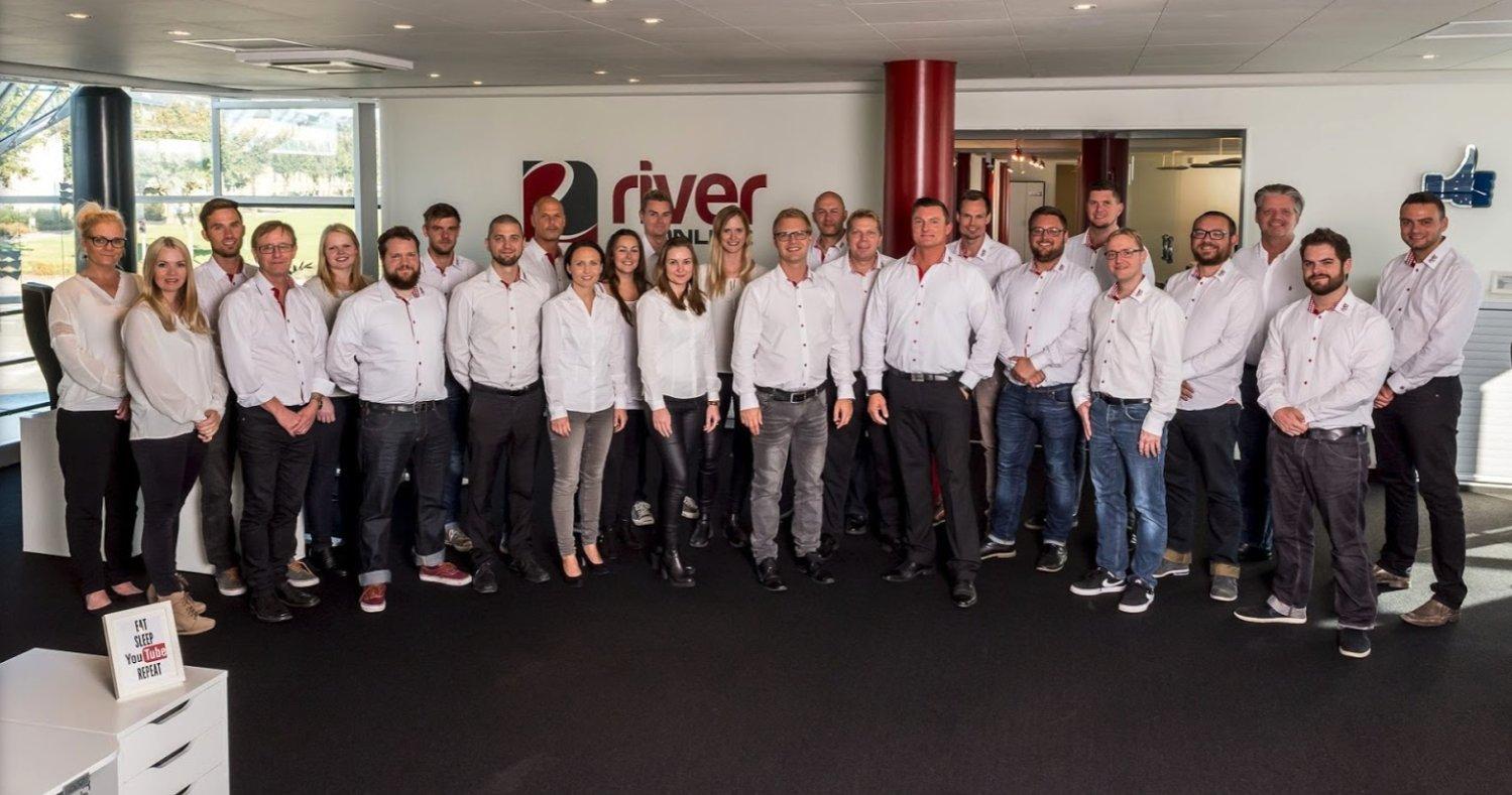 Das River Online Team © River Online GmbH