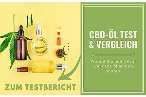 CBD-Öl-Test
