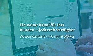 IBM Watson: Chatbots für mehr Effektivität