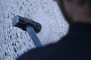 RC2-Fenster aus Sicherheitsglas