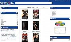 User Interface der Cognitive-Search-and-Analytics-Plattform Sinequa
