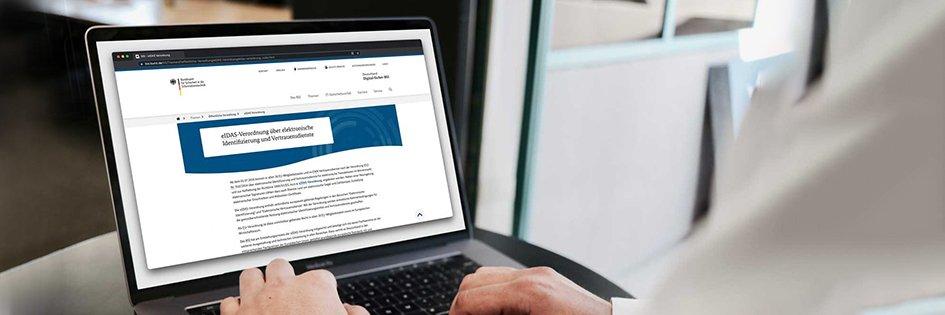 Die eIDAS-Verordnung ermöglicht das rechtssichere elektronische Signieren in der EU