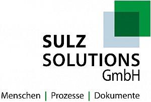 Sulz Solutions GmbH - Firmenporträt