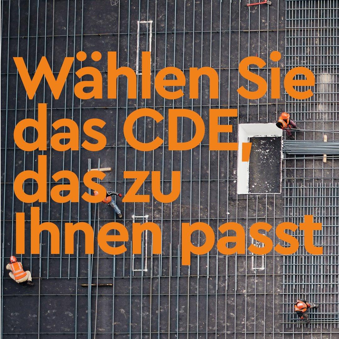 CDE für ein besseres Informationsmanagement