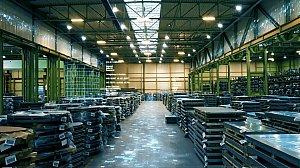 Industrie 4.0 - IIoT-Plattform